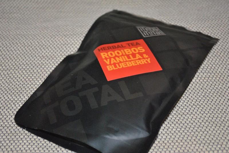 生活習慣病の改善のルイボスティーの袋
