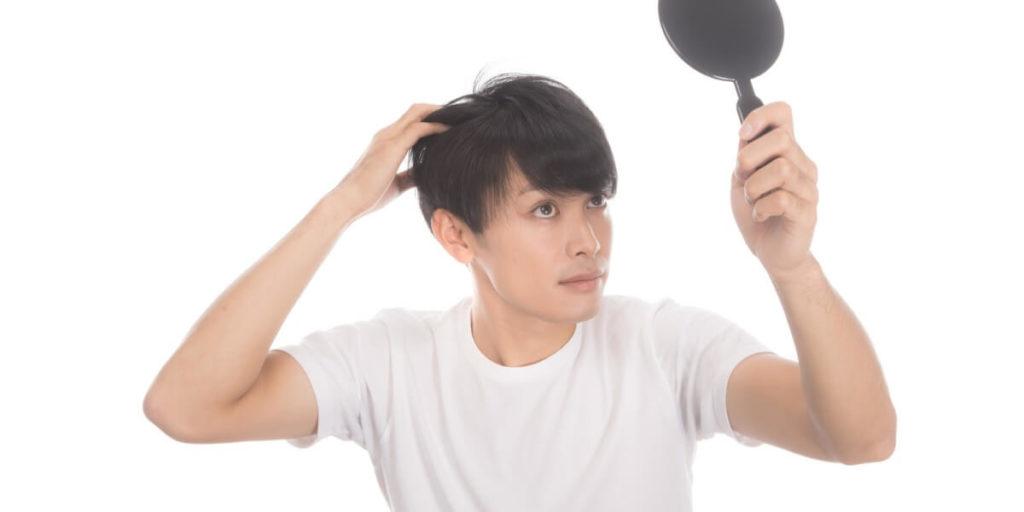 白髪の原因・タンパク質不足