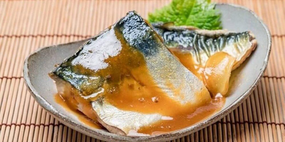 鯖の煮物にはEPA・DHAが多い