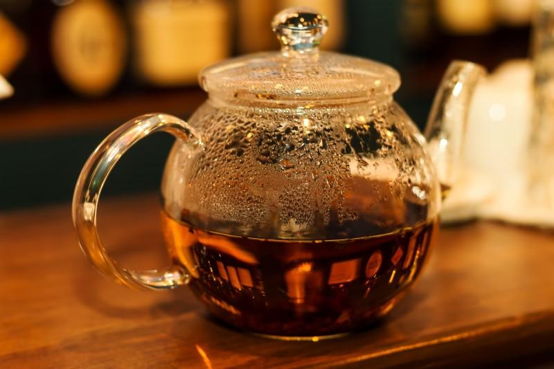 インフルエンザに効果がある紅茶