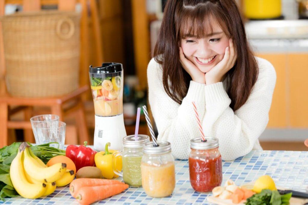 第6の栄養素 食物繊維も配合
