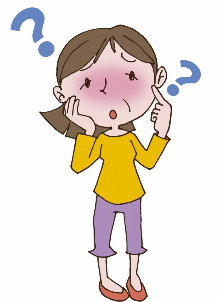 更年期障害の症状 うつ・不眠