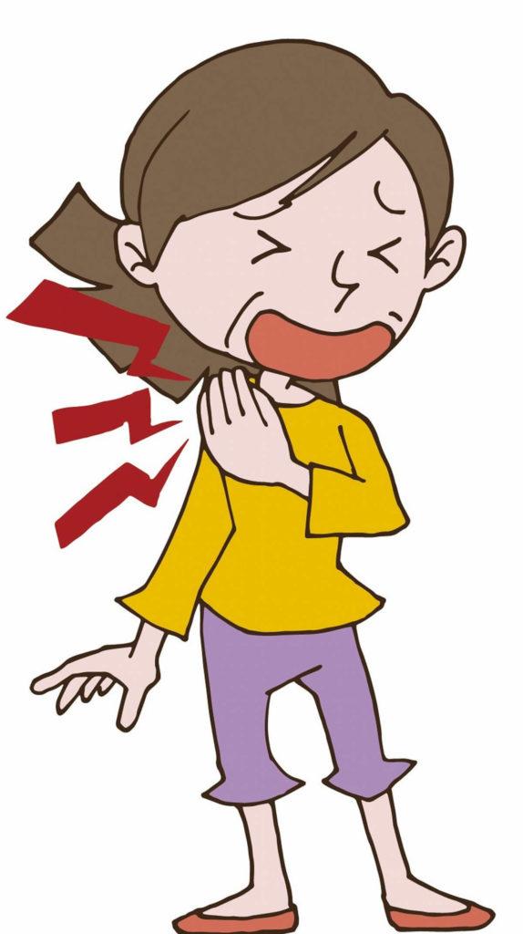 更年期障害の症状 肩こり