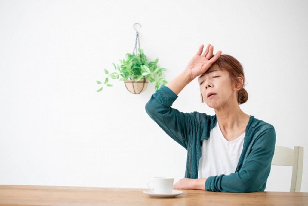 更年期障害の対策