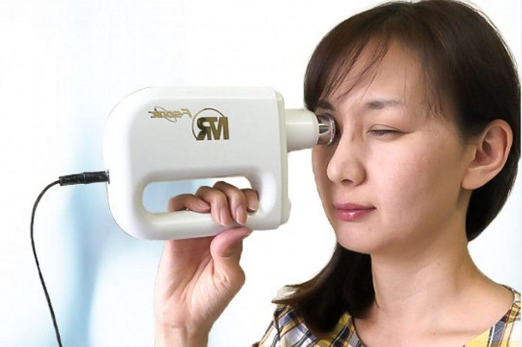 MRフタワソニック超音波治療器の使い方