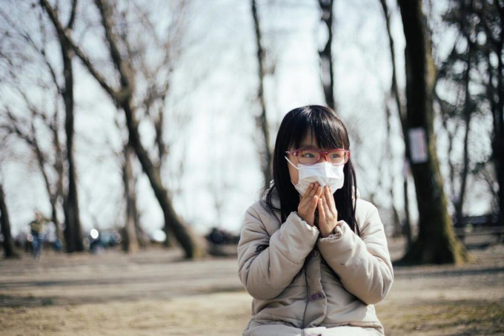 花粉症などのアレルギーの悩み