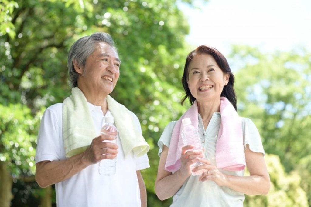 シニア・高齢者が健康に生きるために