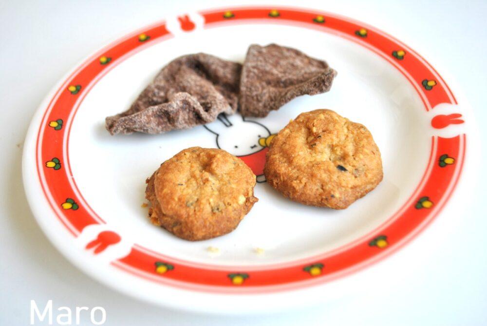 楽園フーズの大豆クッキー