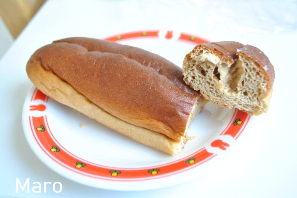 楽園フーズのピーナッツサンド