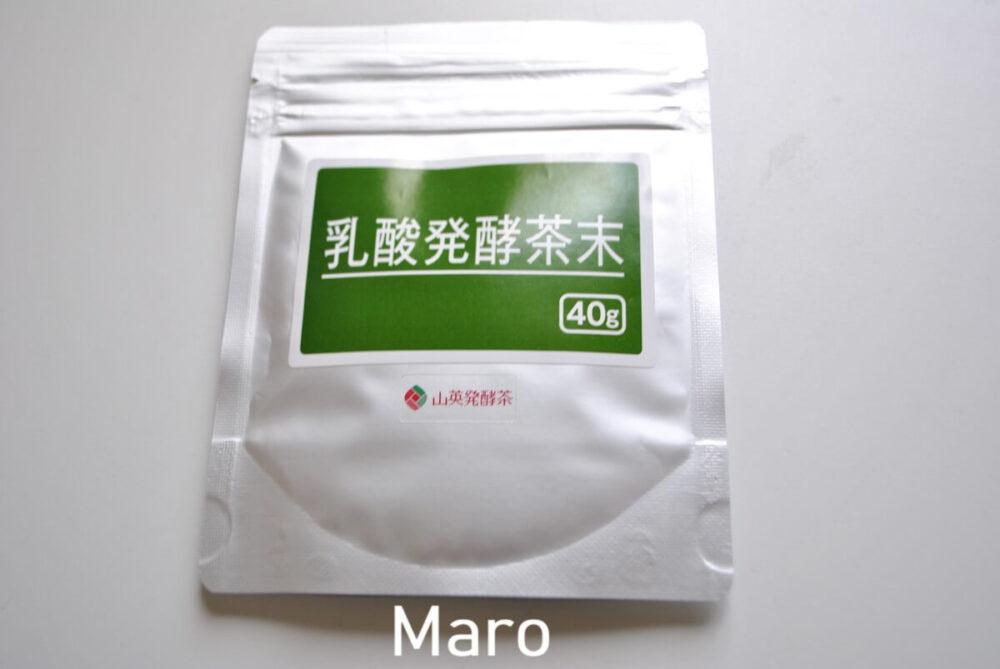 山英乳酸発酵茶の1袋