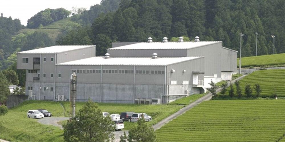 山英の工場