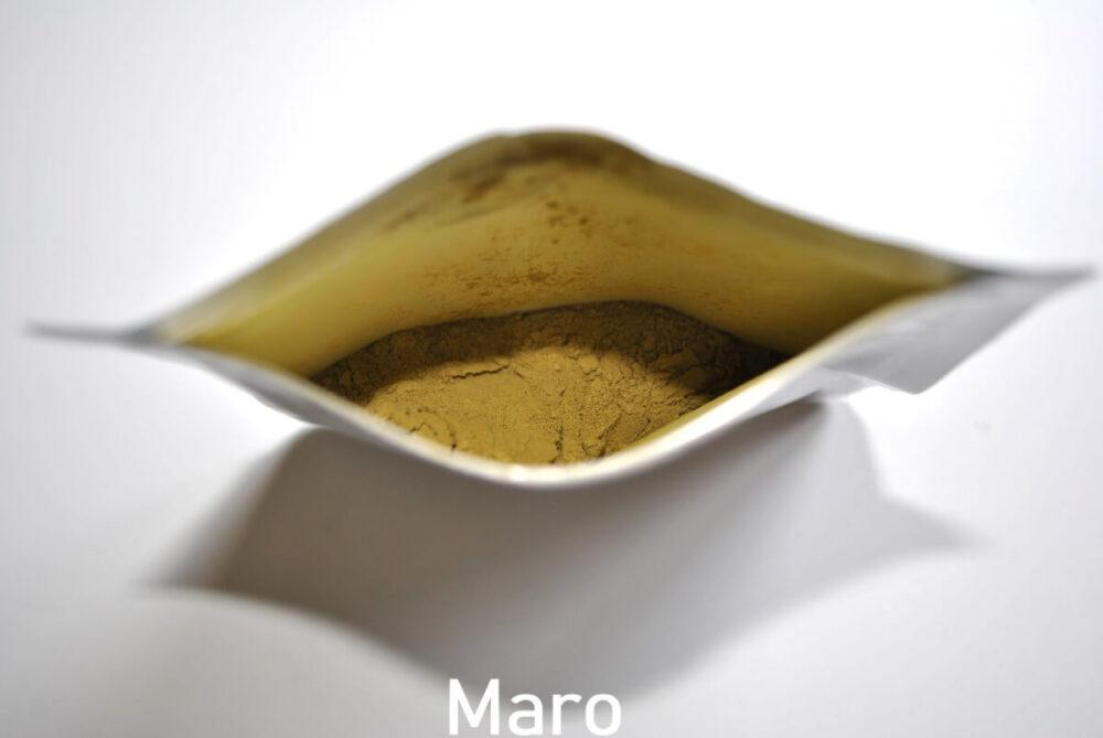 山英乳酸発酵茶の袋の中