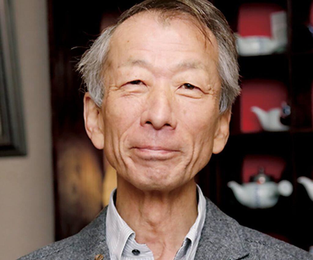 静岡大教授・中村先生